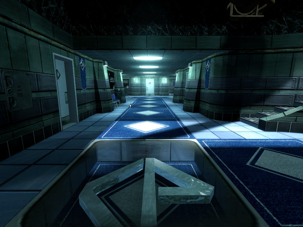 Perfect Dark: Source Backgrounds, Compatible - PC, Mobile, Gadgets| 1024x768 px