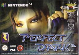 HD Quality Wallpaper | Collection: Video Game, 256x179 Perfect Dark
