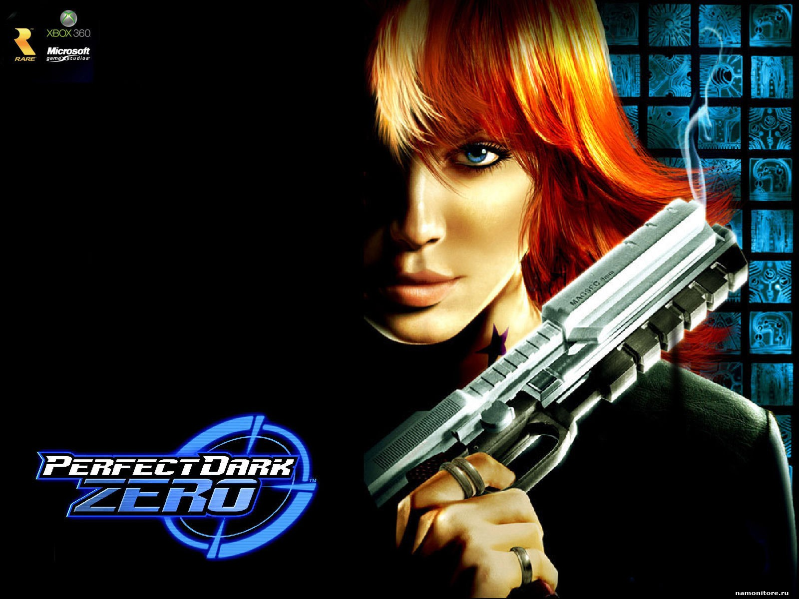 1600x1200 > Perfect Dark Zero Wallpapers