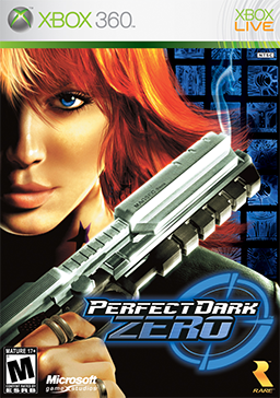 HQ Perfect Dark Zero Wallpapers | File 182.28Kb