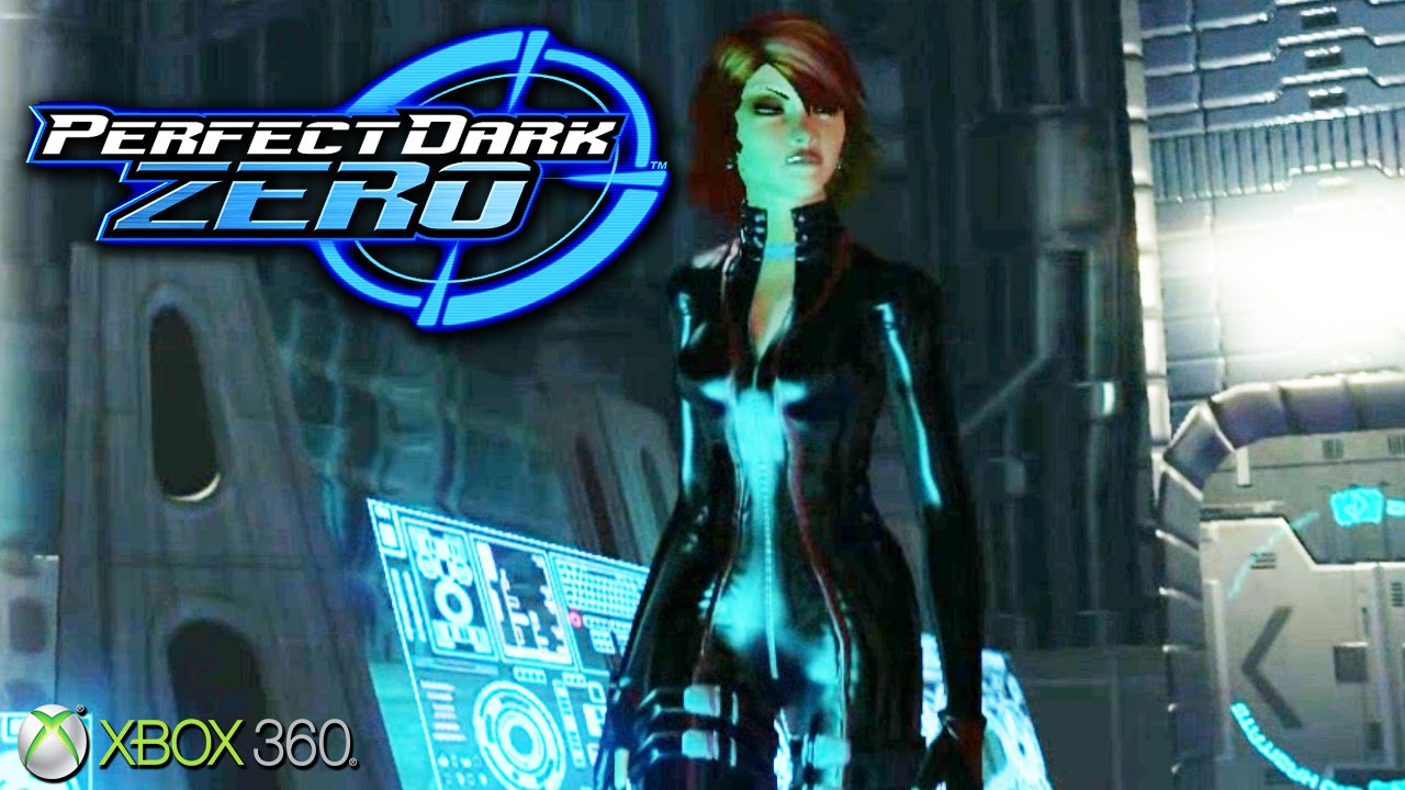 Perfect Dark Zero Pics, Video Game Collection