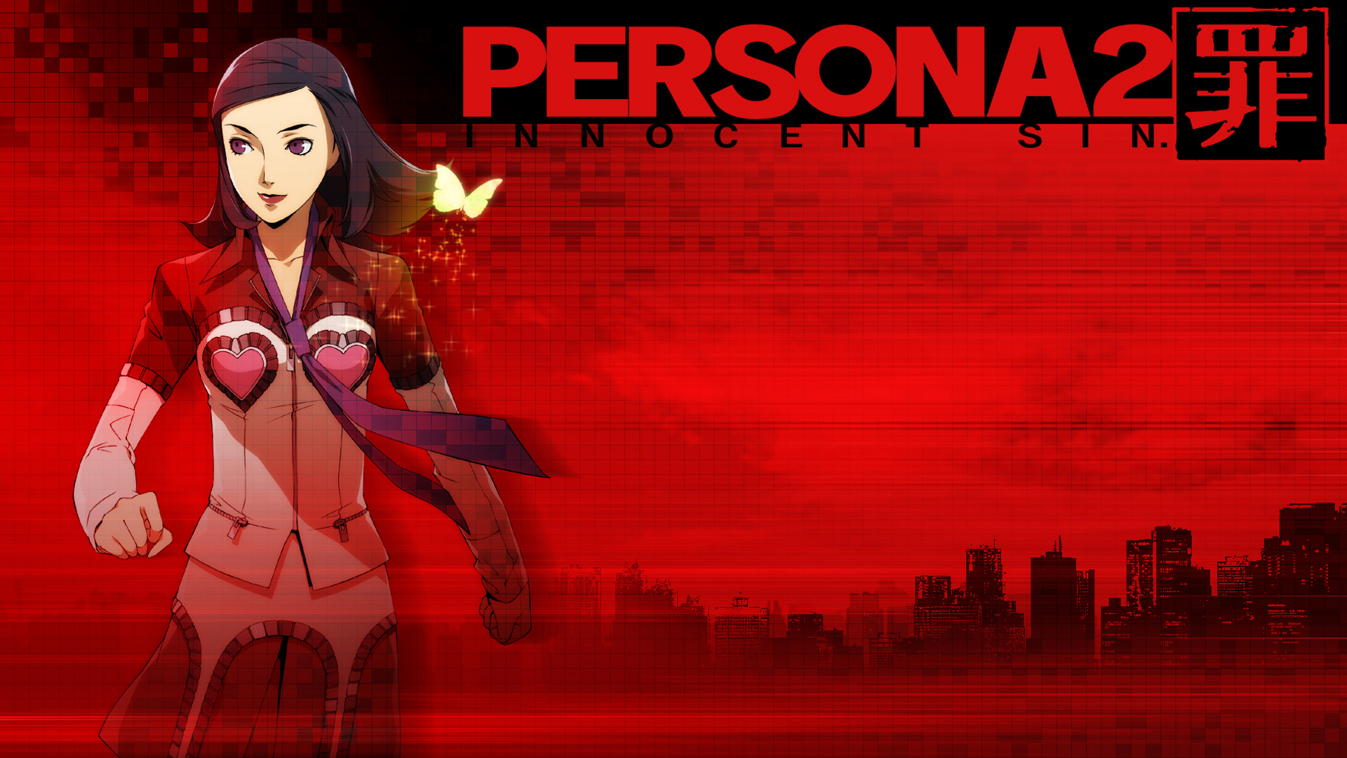 Persona 2: Eternal Punishment High Quality Background on Wallpapers Vista