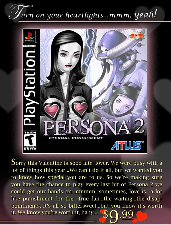 High Resolution Wallpaper | Persona 2: Eternal Punishment 600x788 px
