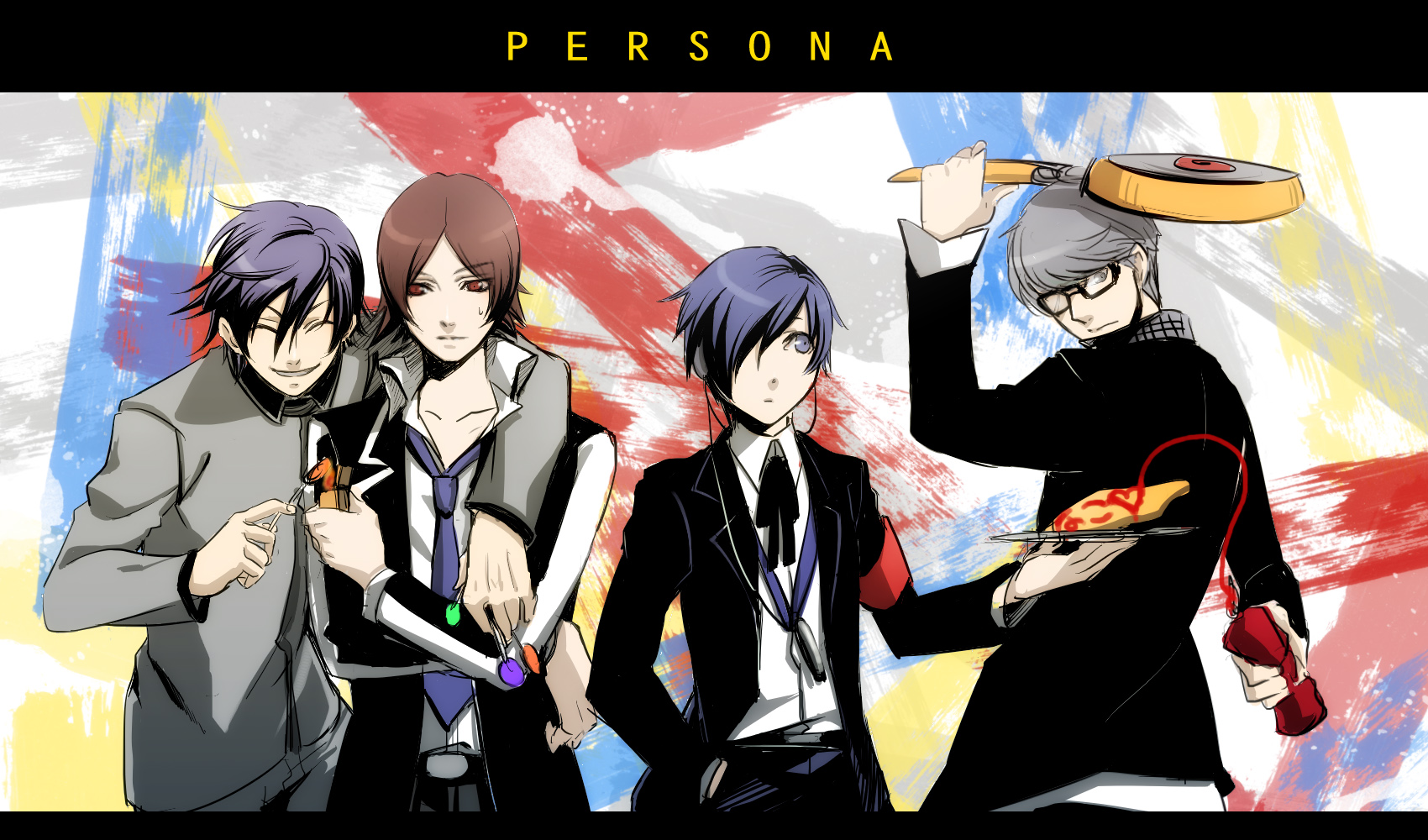 Amazing Persona 3 Pictures & Backgrounds