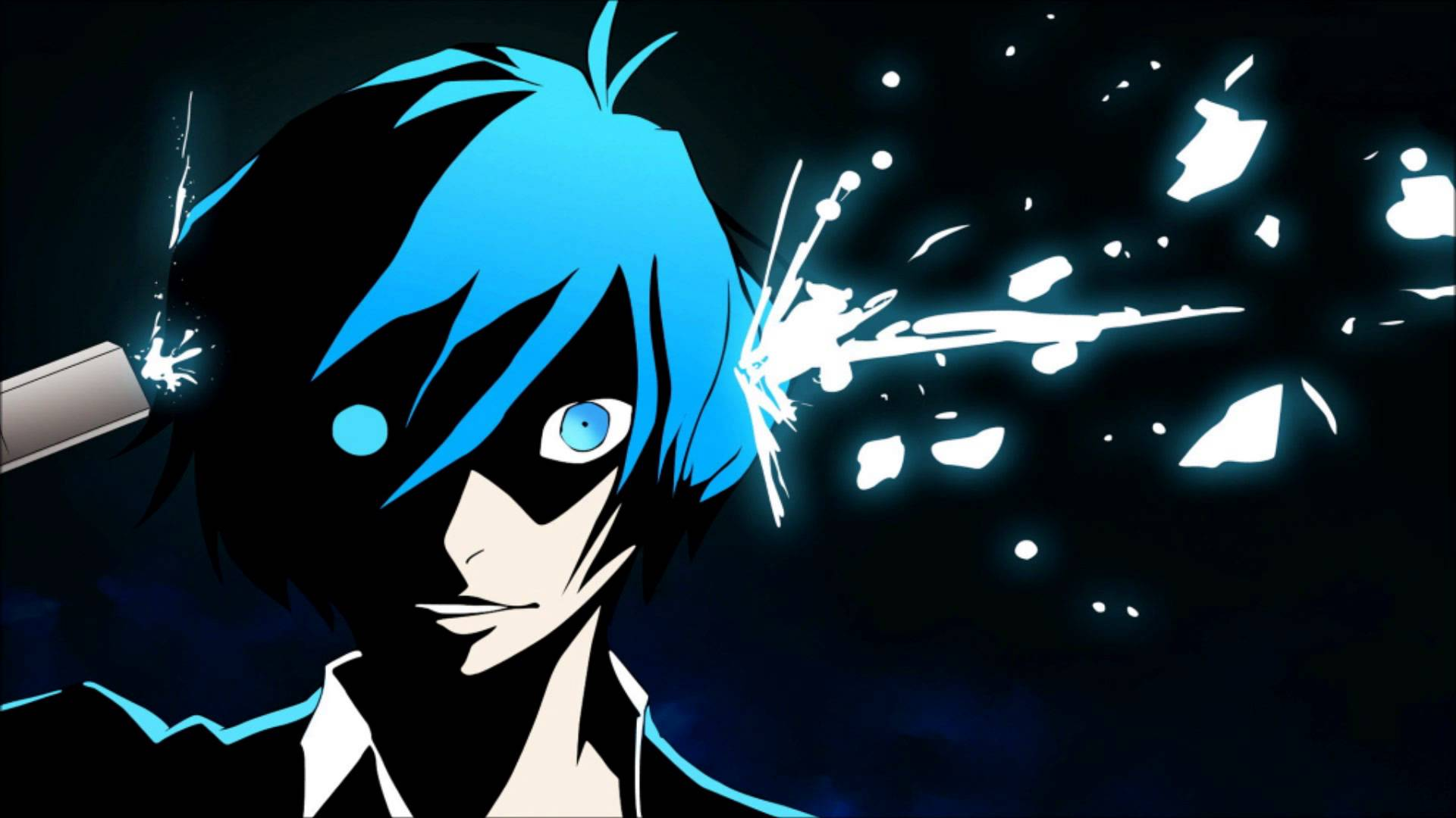 Persona 3 Pics, Video Game Collection
