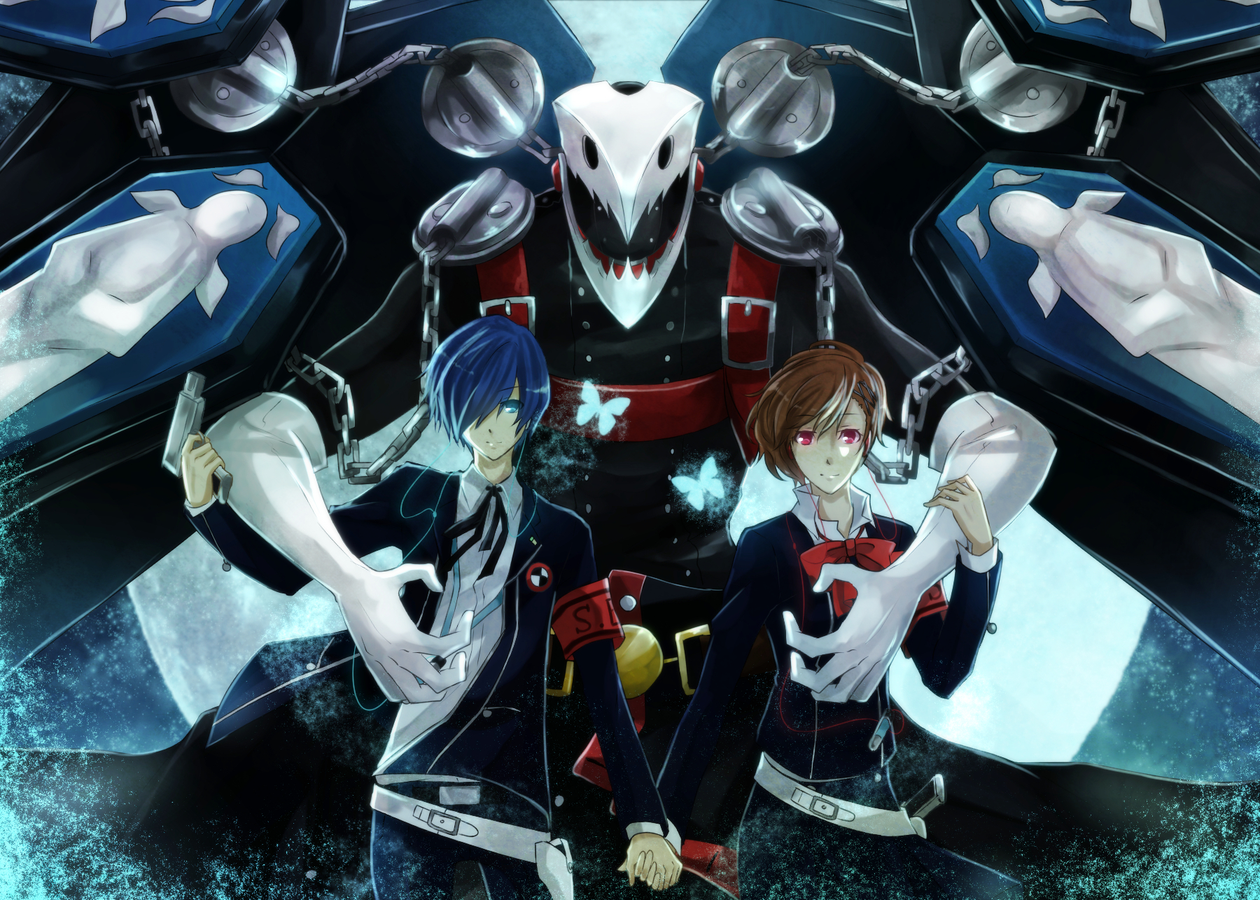 1800x1286 > Persona 3 Wallpapers