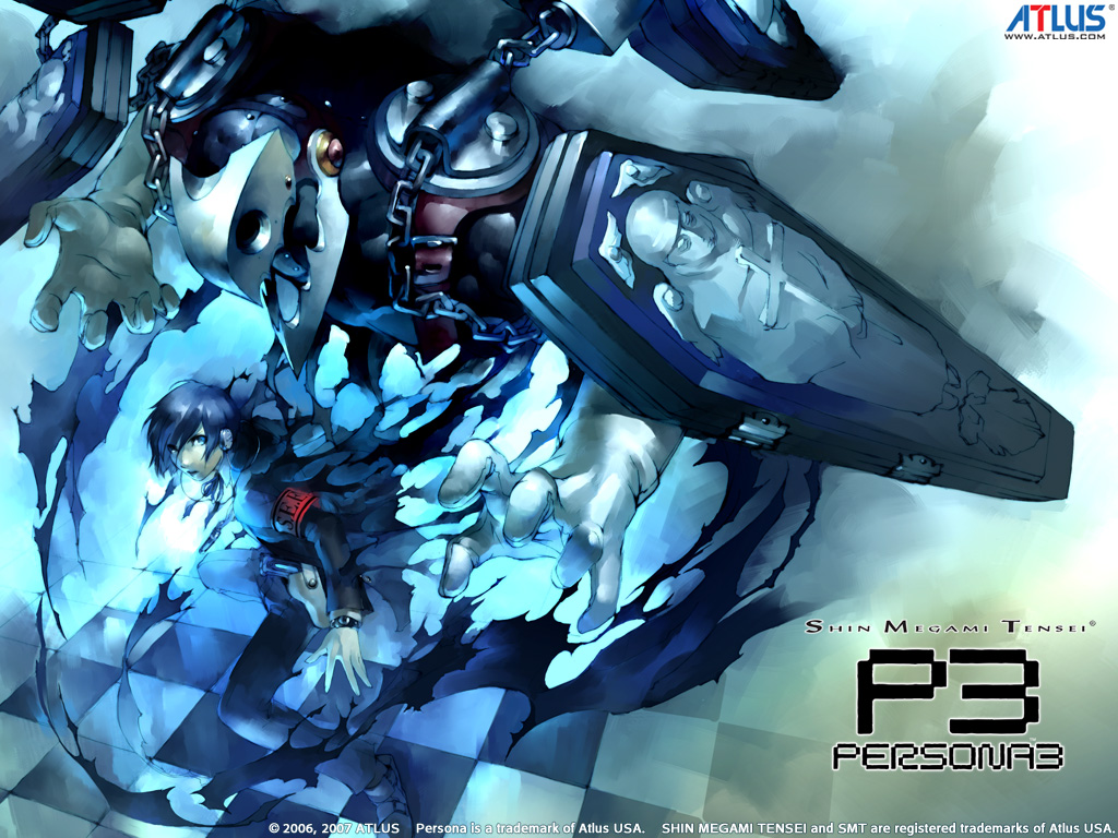Persona 3 Backgrounds, Compatible - PC, Mobile, Gadgets| 1024x768 px