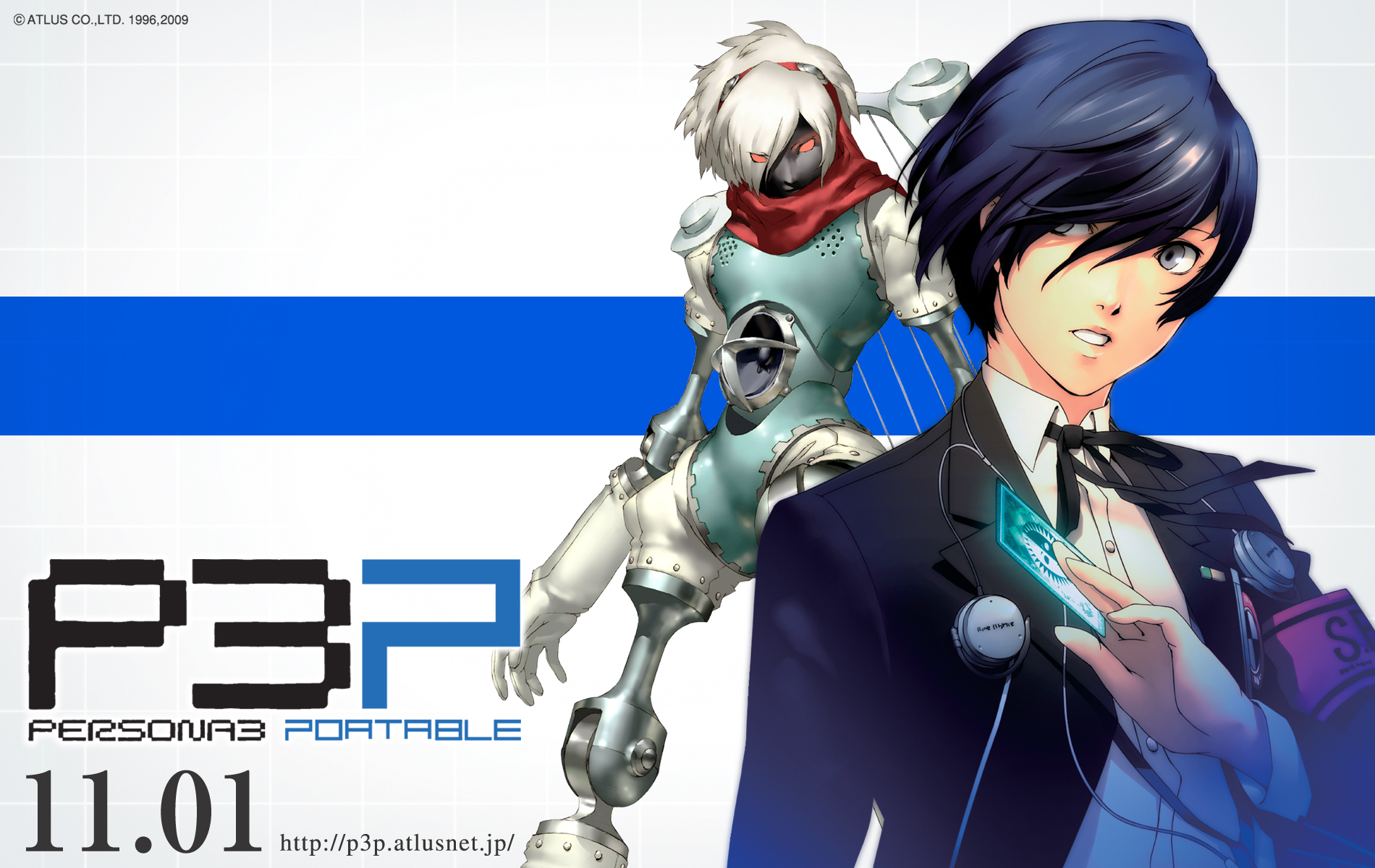 HQ Persona 3 Wallpapers | File 1012.55Kb