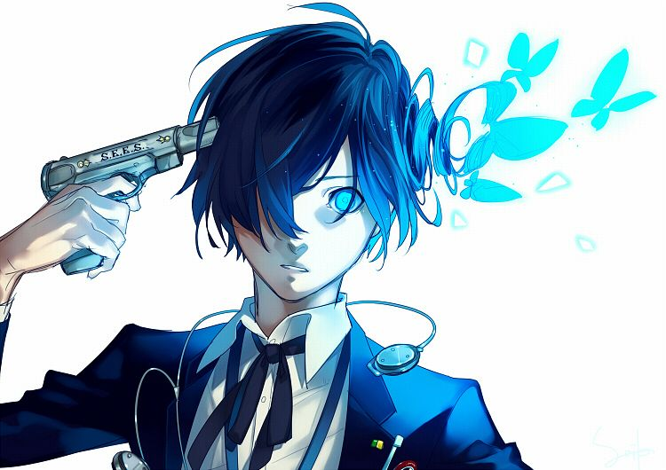 High Resolution Wallpaper | Persona 3 750x530 px