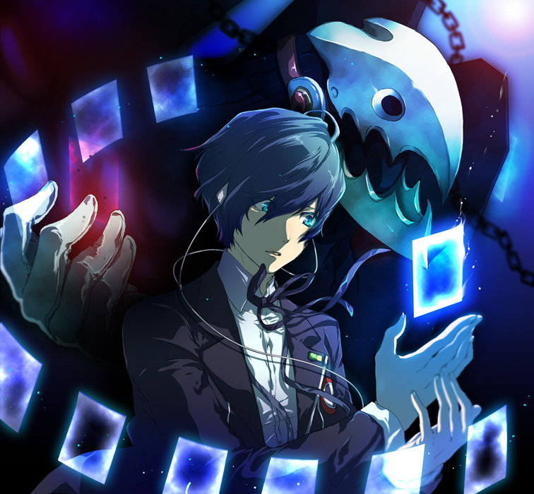 HD Quality Wallpaper | Collection: Video Game, 756x700 Persona 3