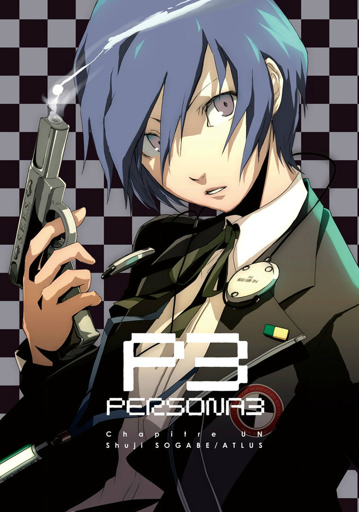 HD Quality Wallpaper | Collection: Video Game, 719x1024 Persona 3