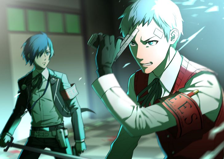 Images of Persona 3 | 728x516