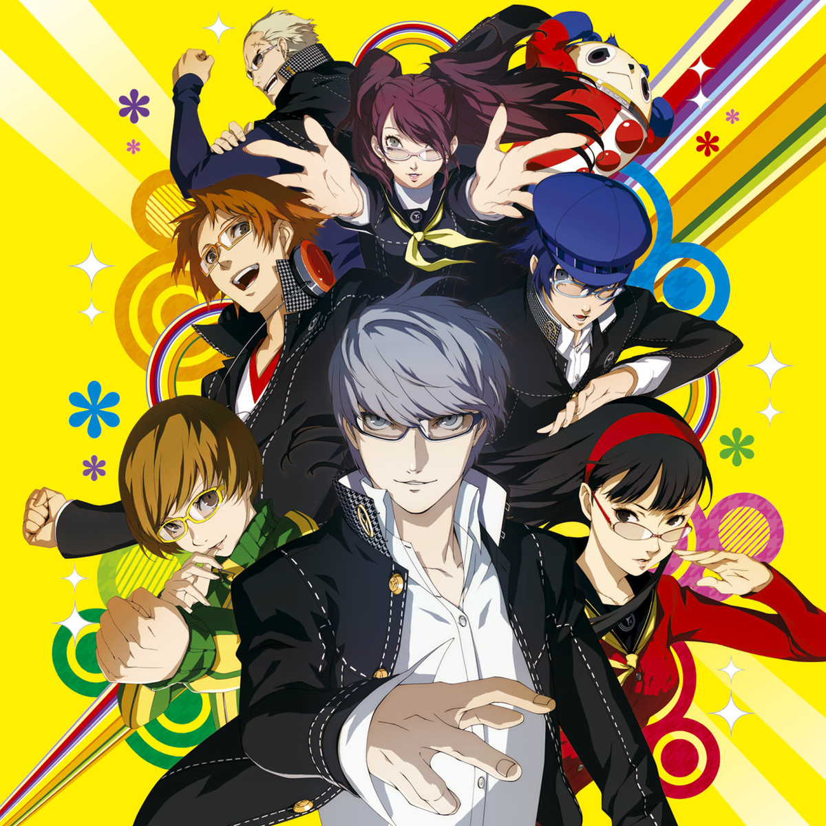 Persona 4 Backgrounds, Compatible - PC, Mobile, Gadgets| 1200x1200 px