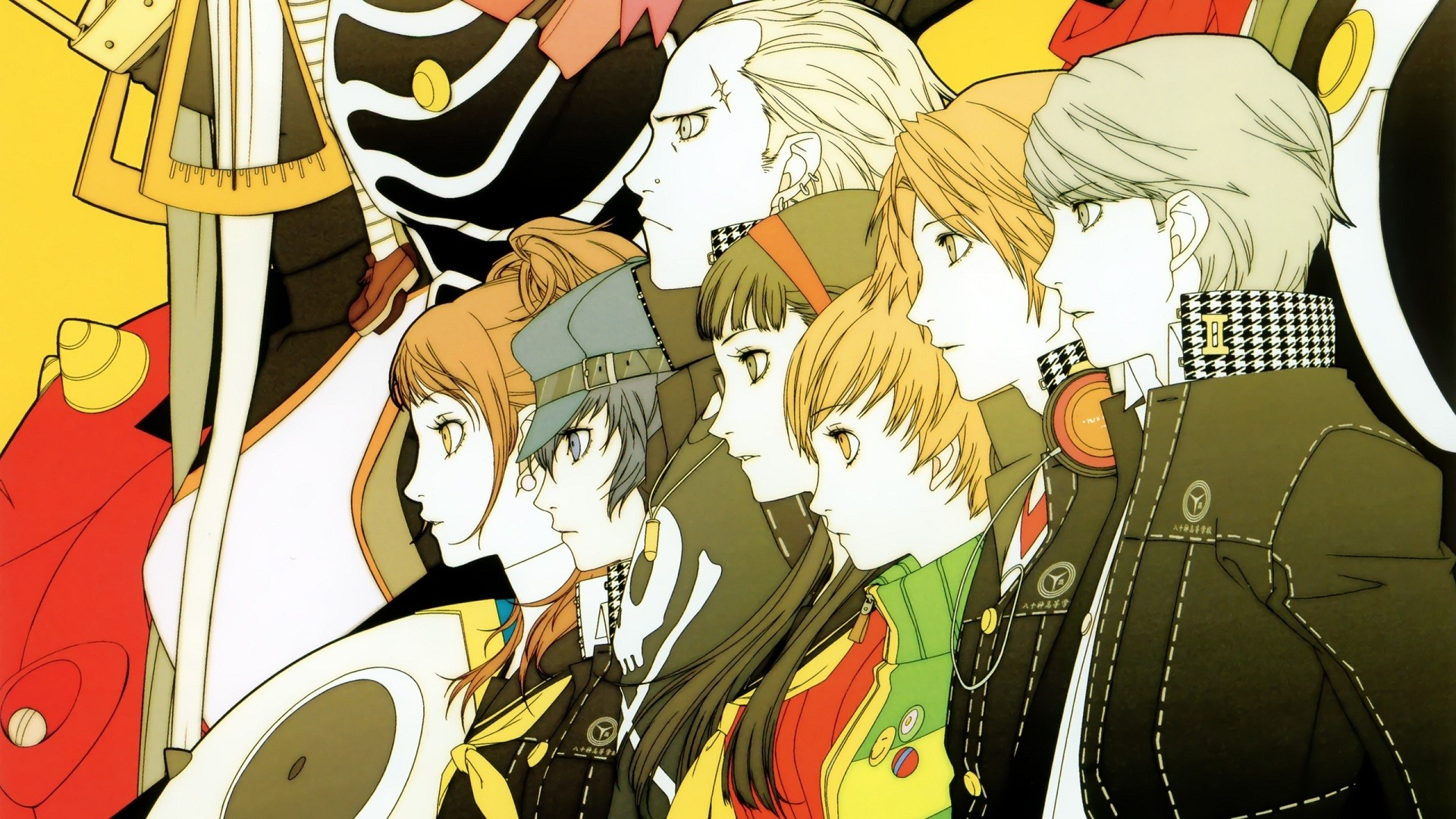Nice wallpapers Persona 4 1920x1080px