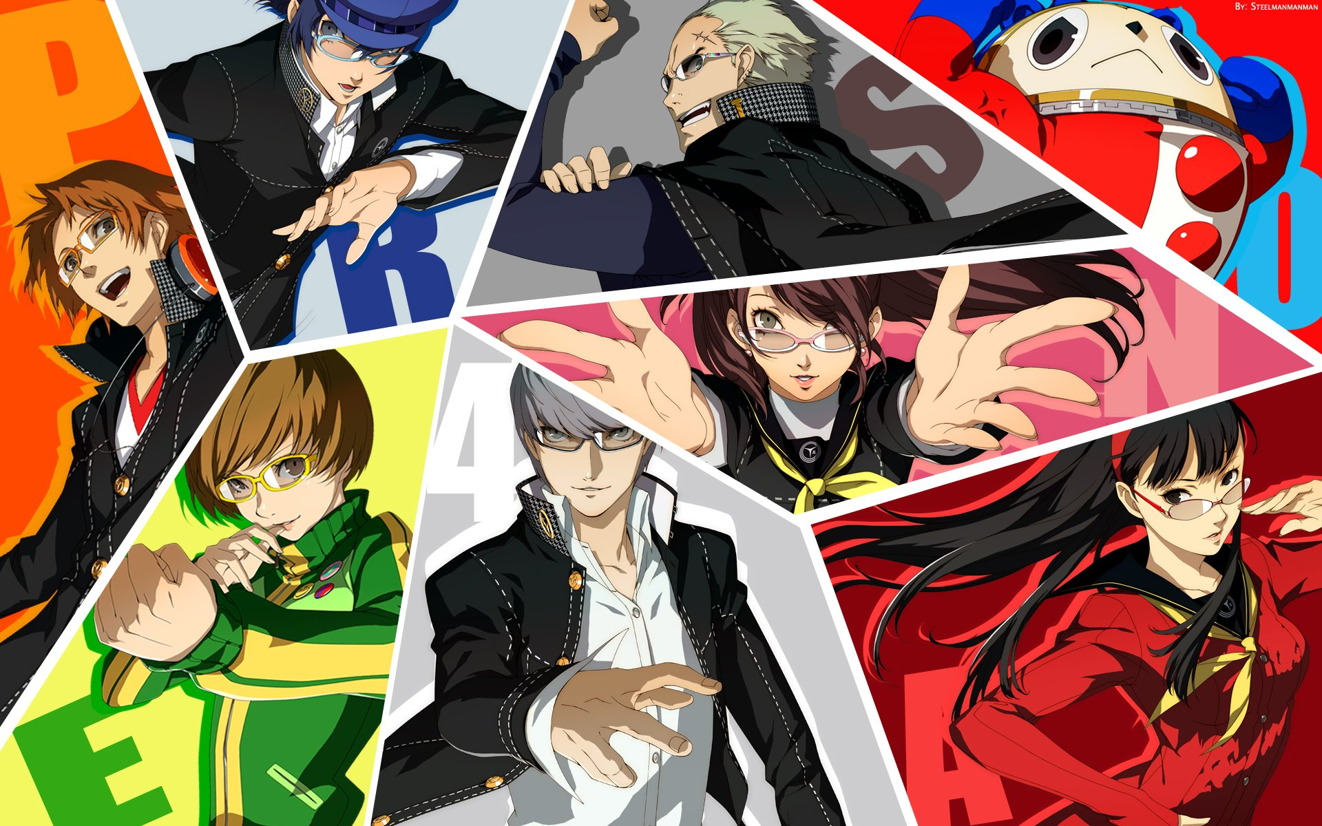 High Resolution Wallpaper | Persona 4 1920x1200 px