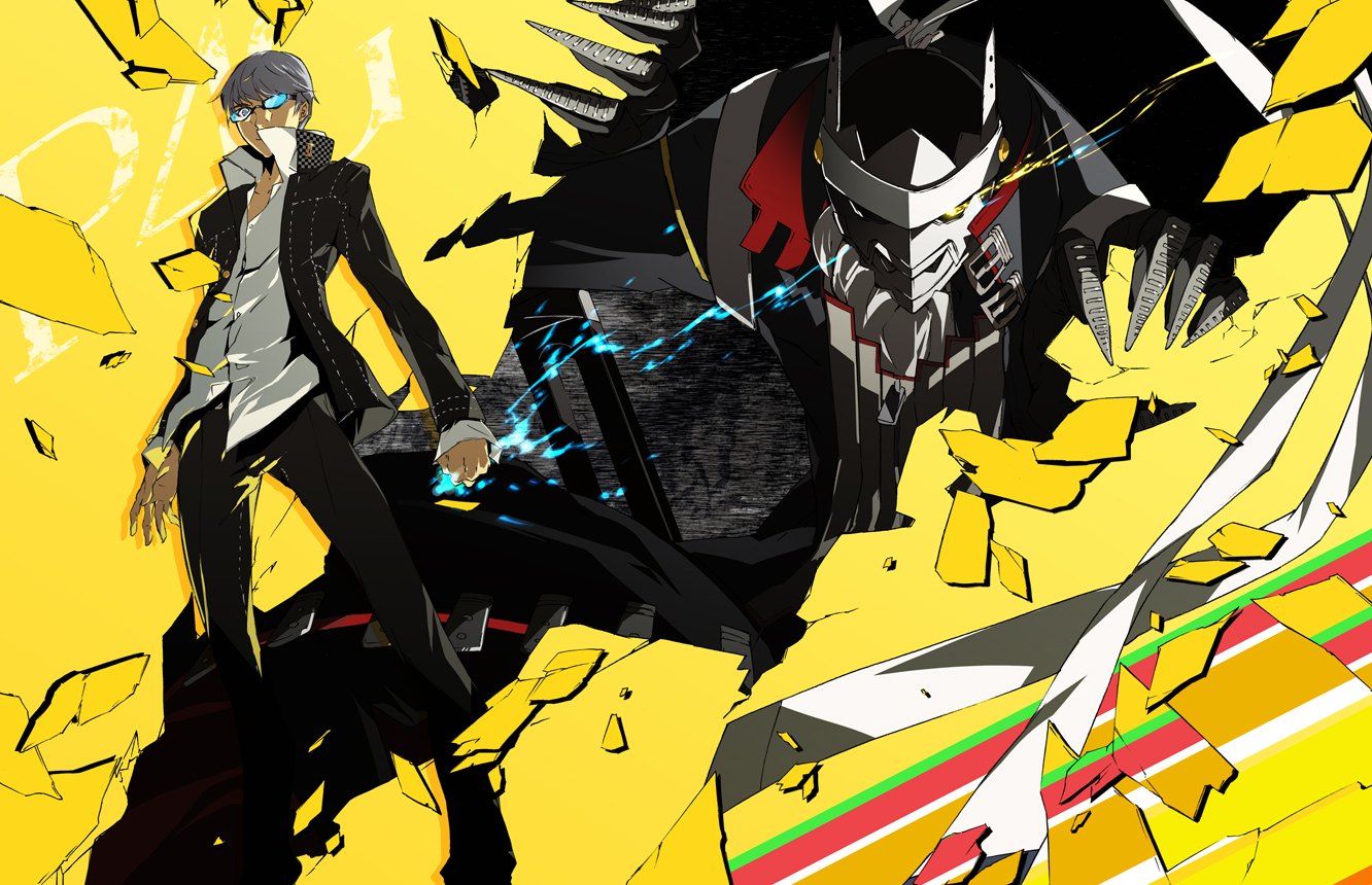 High Resolution Wallpaper | Persona 4 1332x860 px