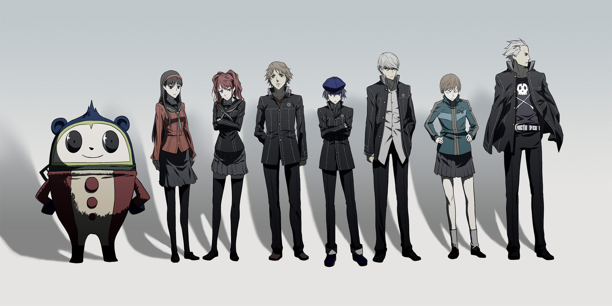 2000x1000 > Persona 4 Wallpapers