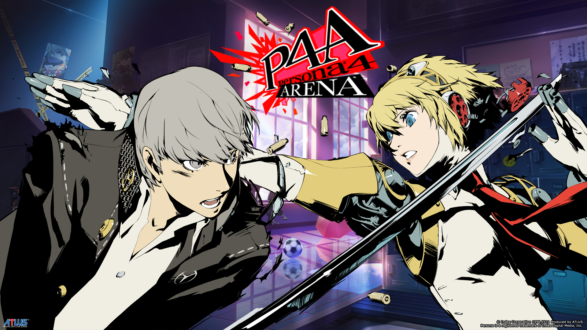 Nice wallpapers Persona 4: Arena 1920x1080px