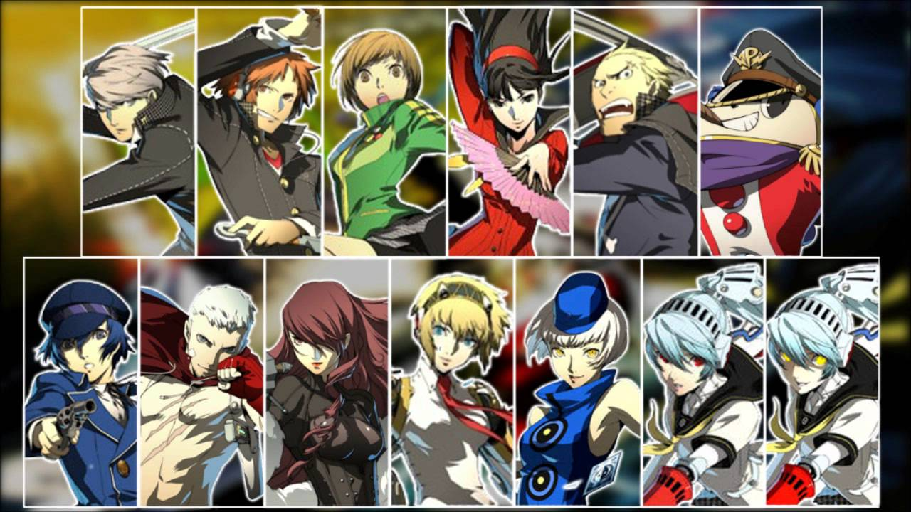 High Resolution Wallpaper | Persona 4: Arena 1280x720 px