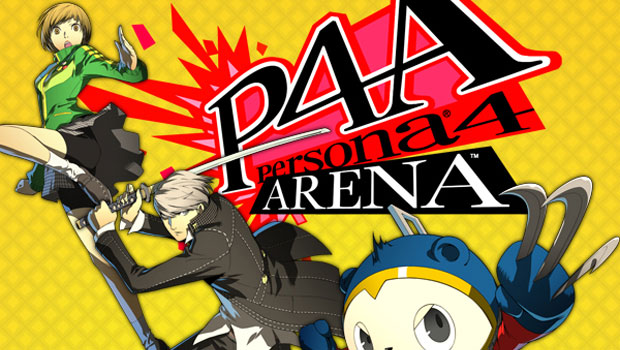 Nice wallpapers Persona 4: Arena 620x350px