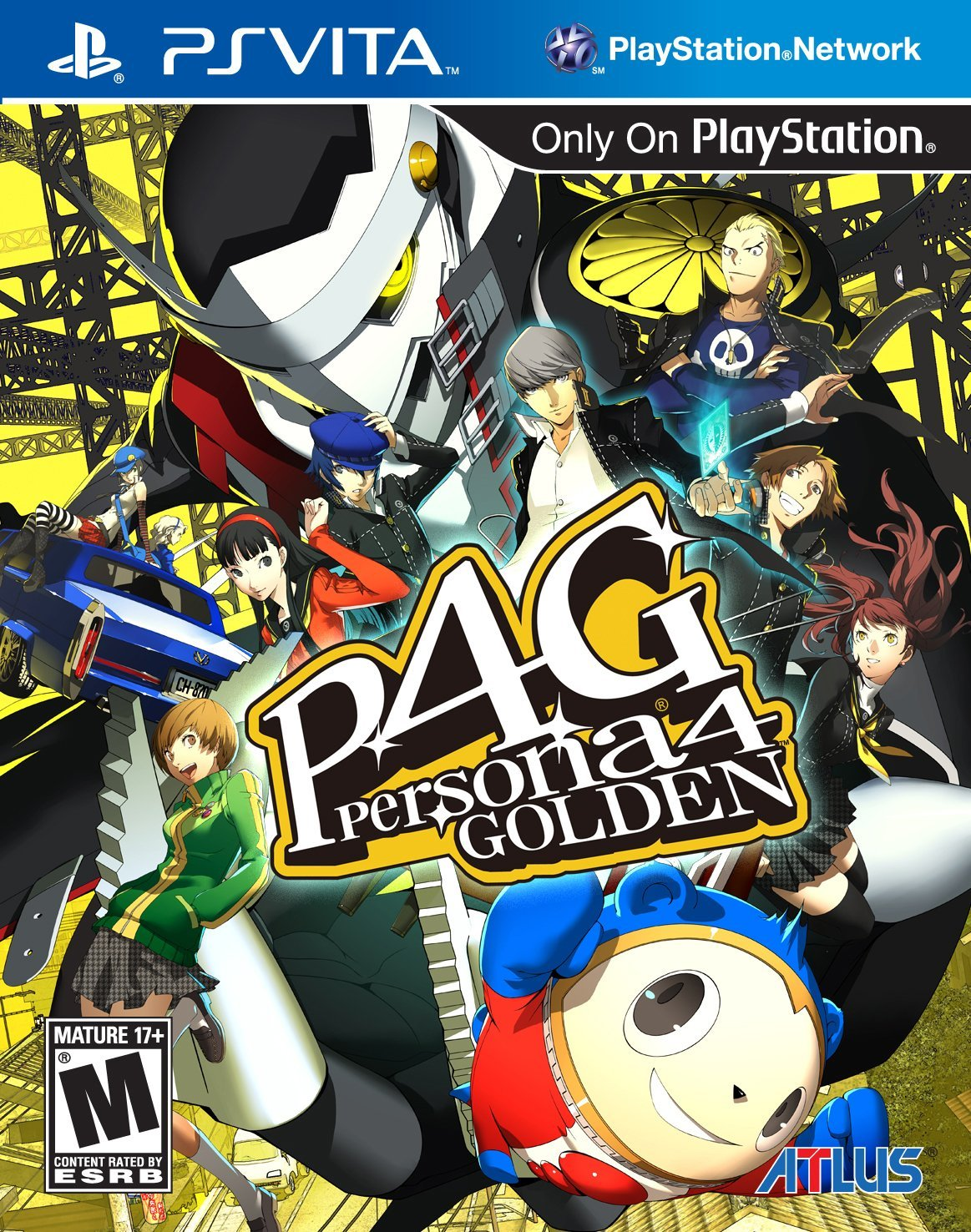 Nice wallpapers Persona 4 Golden 1163x1476px