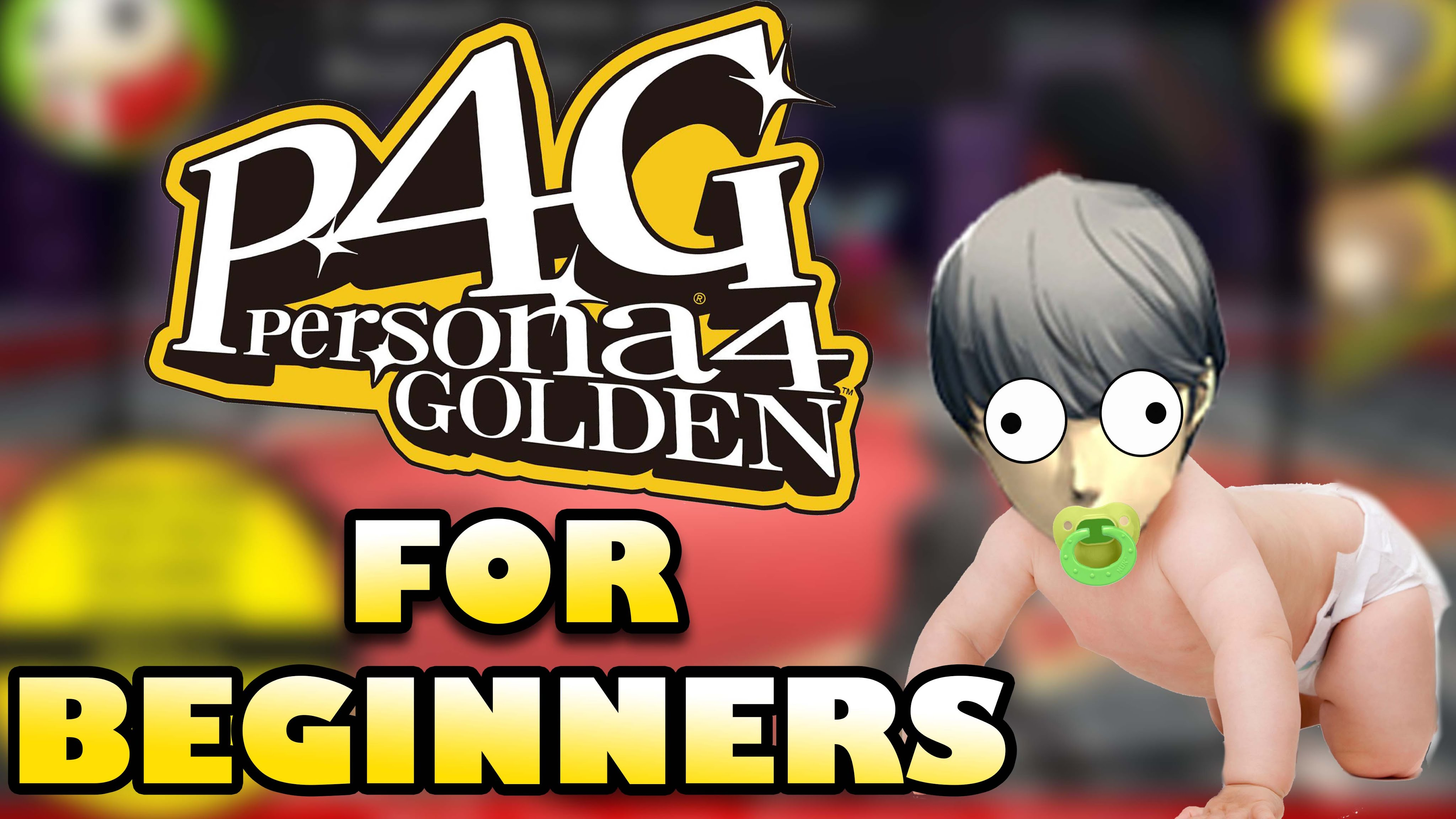 4096x2304 > Persona 4 Golden Wallpapers
