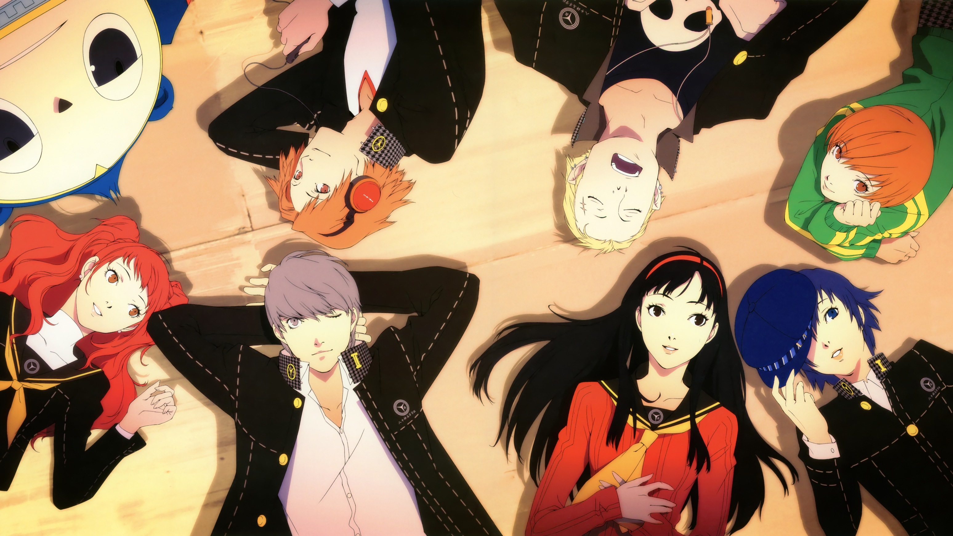 Persona 4 Golden Backgrounds on Wallpapers Vista