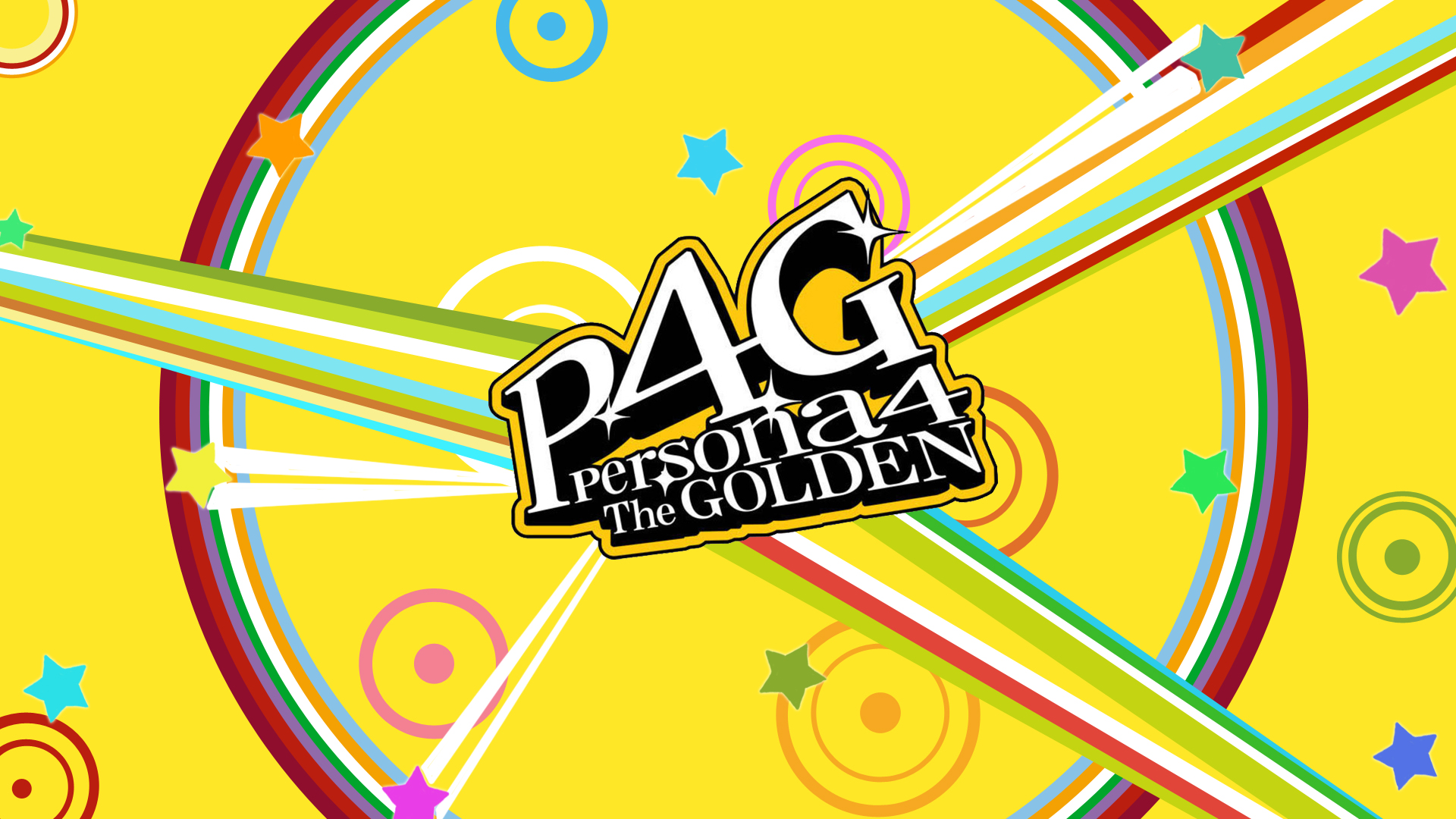 Nice wallpapers Persona 4 Golden 1920x1080px