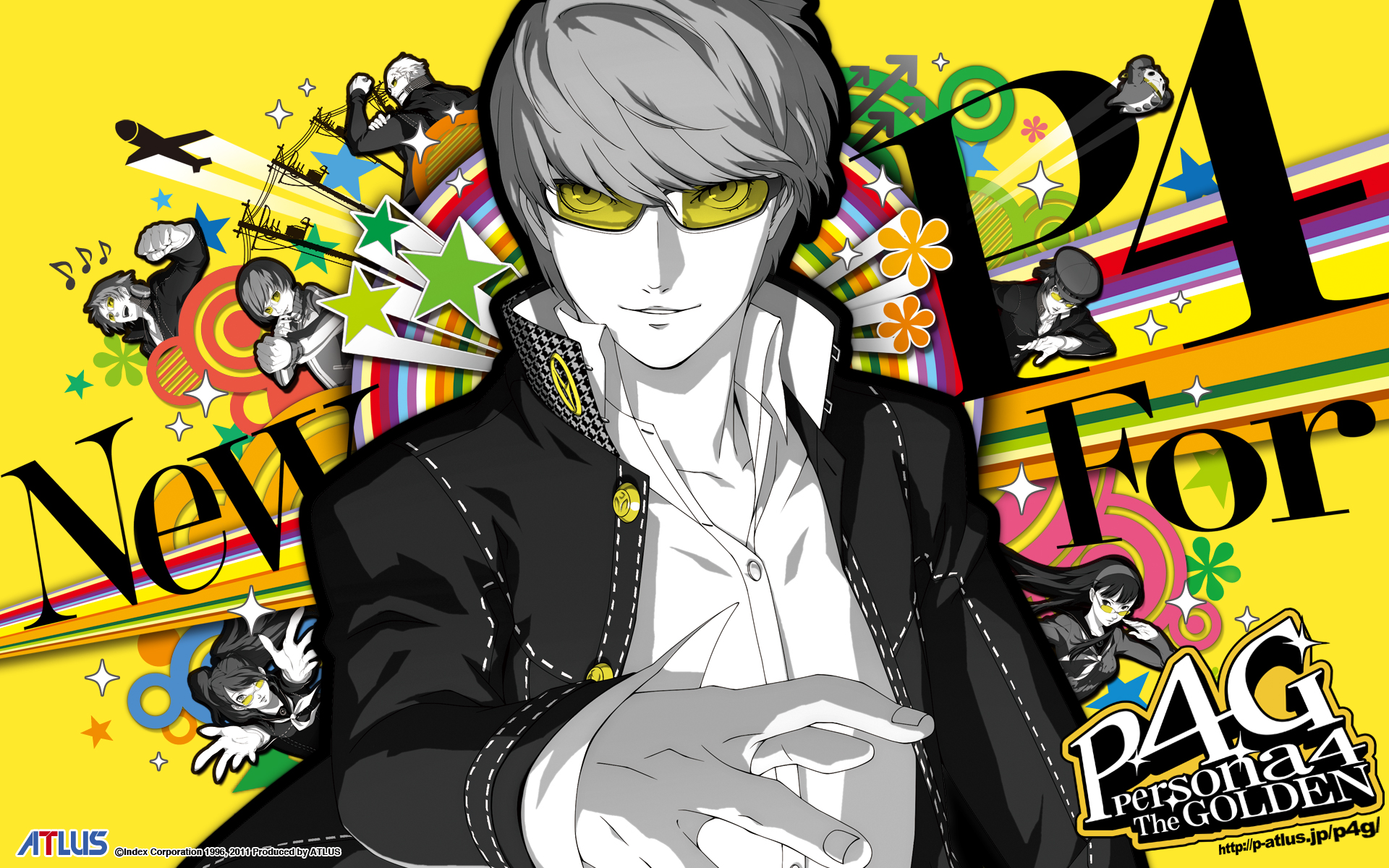 Persona 4 Golden High Quality Background on Wallpapers Vista