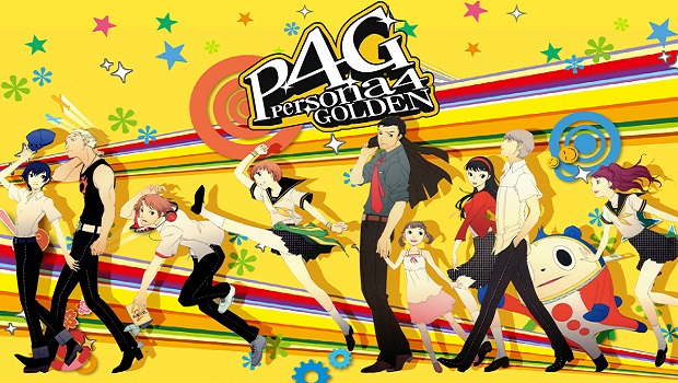 Persona 4 Golden Pics, Video Game Collection