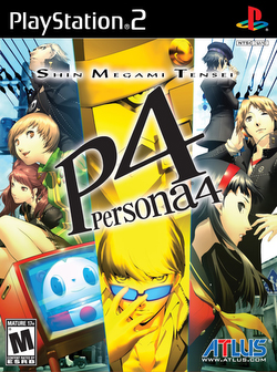 HD Quality Wallpaper | Collection: Video Game, 250x336 Persona 4