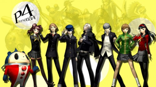 HQ Persona 4 Wallpapers | File 48.61Kb
