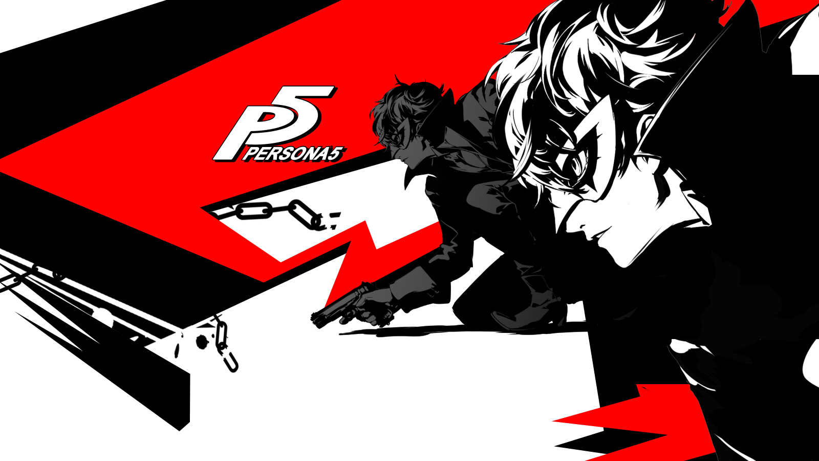 Persona 5 Backgrounds on Wallpapers Vista