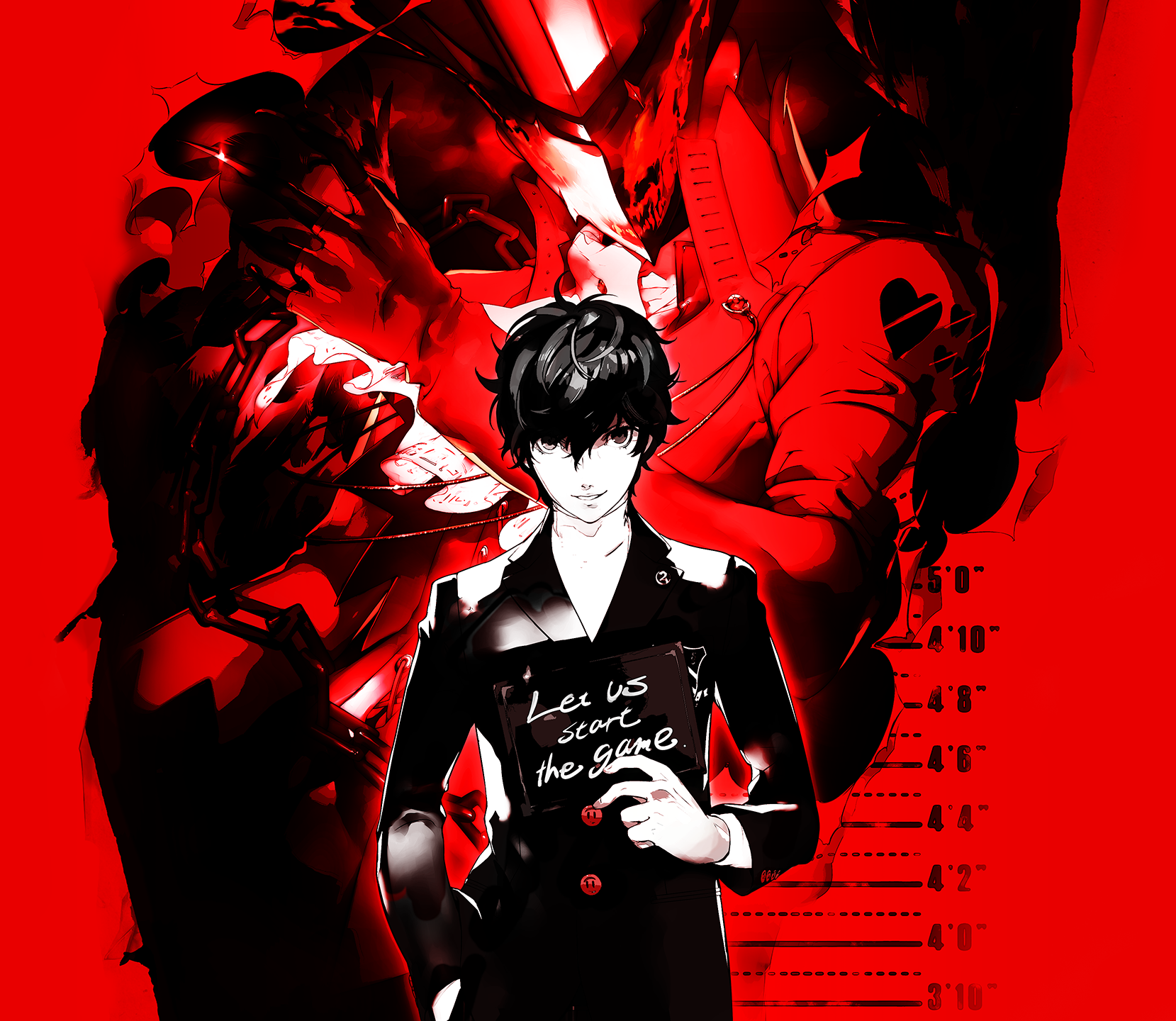 1659x1440 > Persona 5 Wallpapers