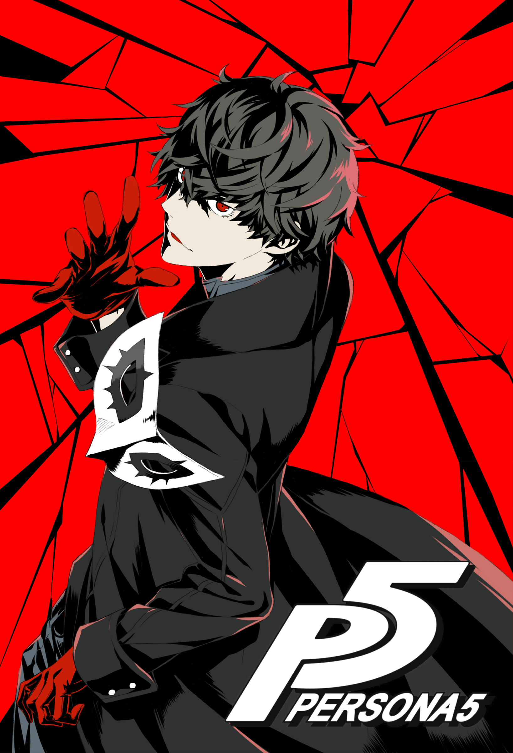 Nice wallpapers Persona 5 1635x2400px