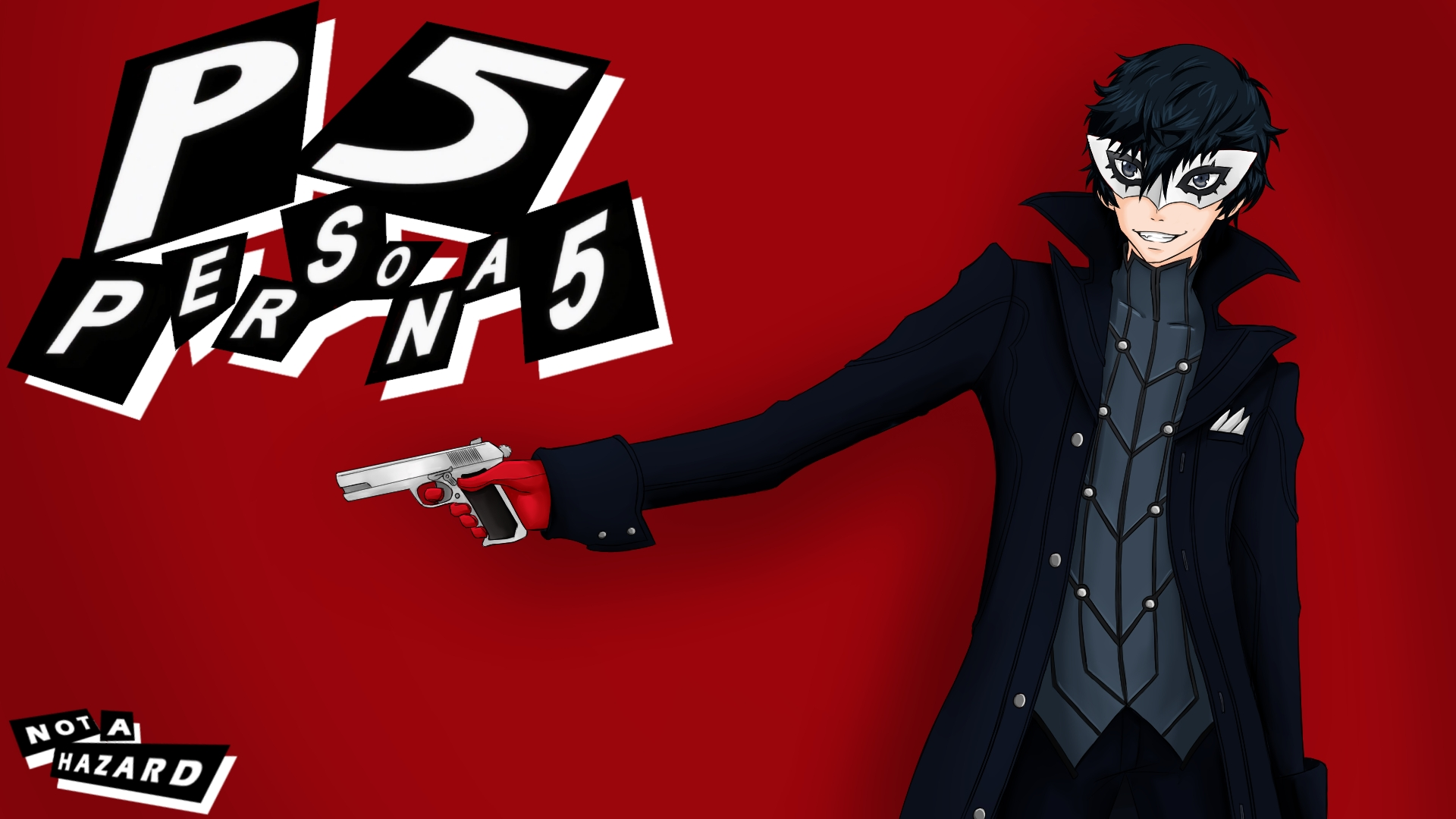 High Resolution Wallpaper | Persona 5 1920x1080 px