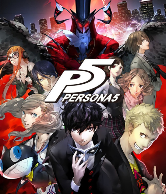 Images of Persona 5 | 545x640