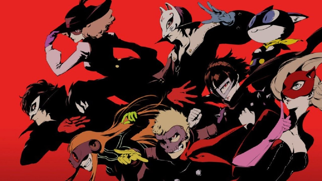 1280x720 > Persona 5 Wallpapers