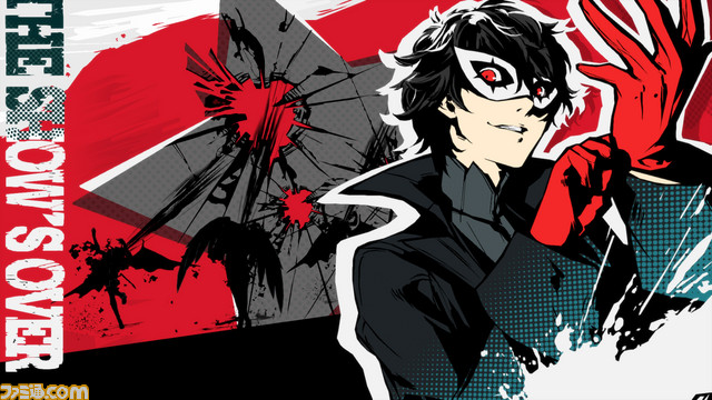 HD Quality Wallpaper | Collection: Video Game, 640x360 Persona 5