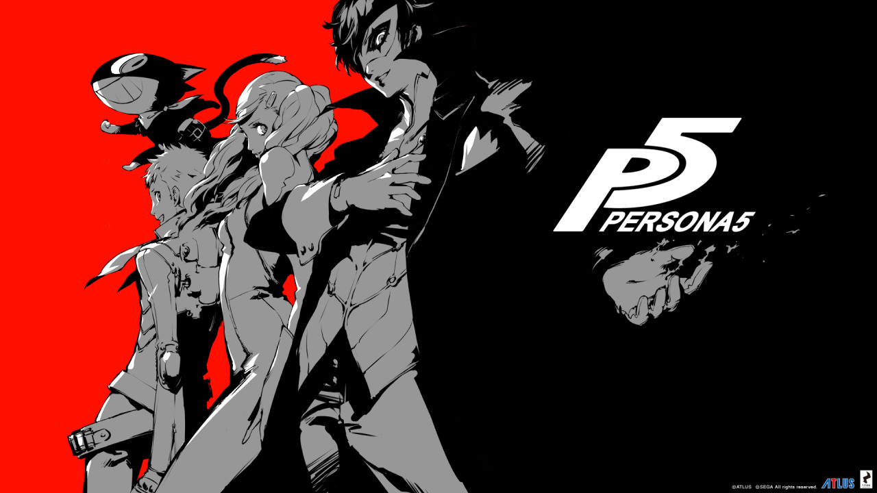 Persona 5 High Quality Background on Wallpapers Vista