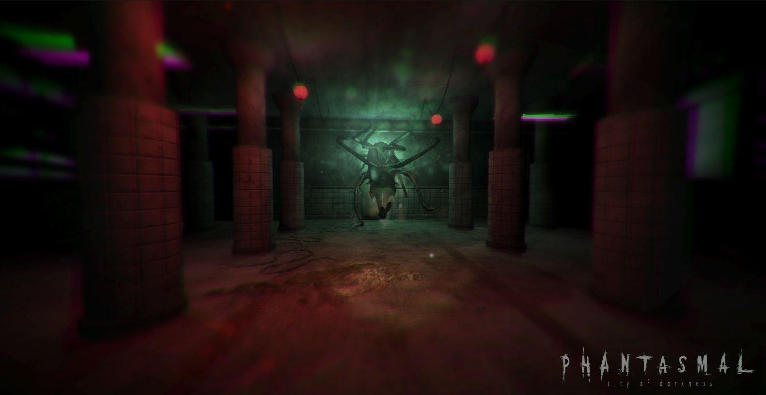 Phantasmal Pics, Video Game Collection