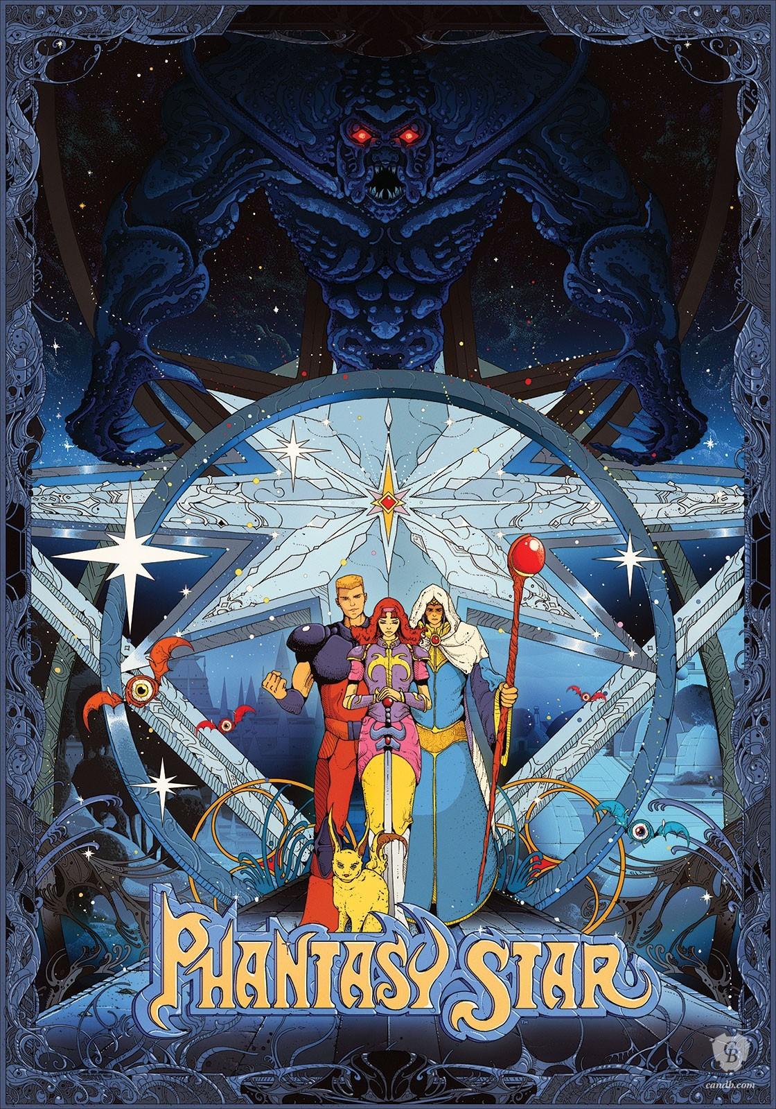 High Resolution Wallpaper | Phantasy Star 1120x1600 px