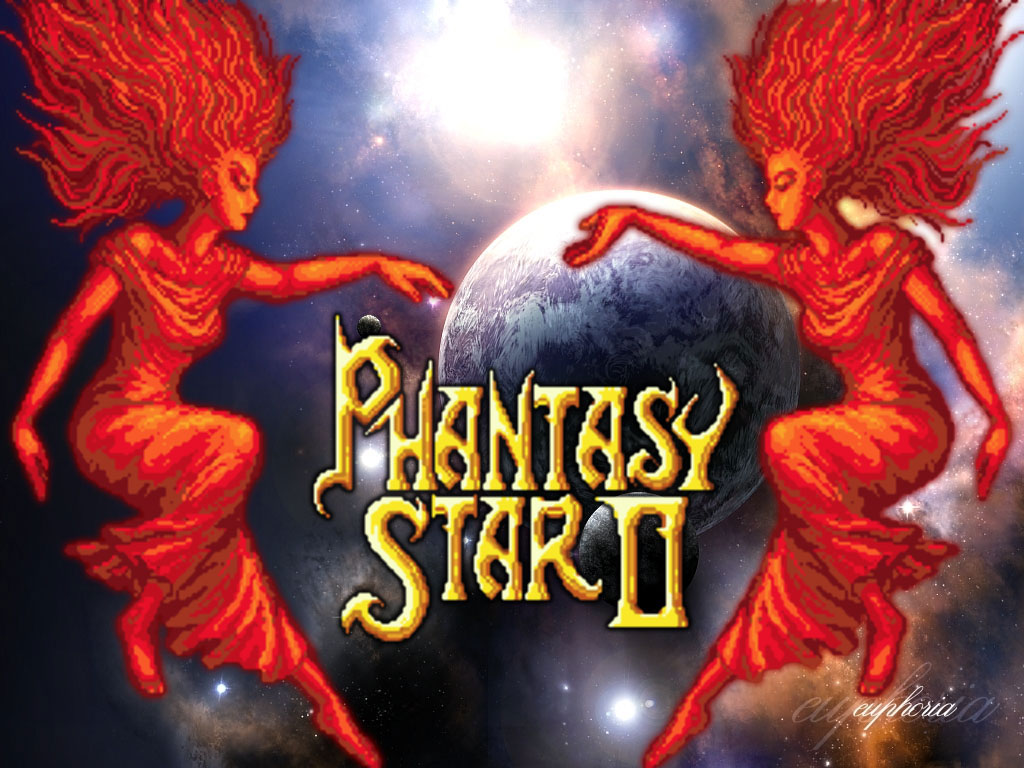 High Resolution Wallpaper | Phantasy Star II 1024x768 px