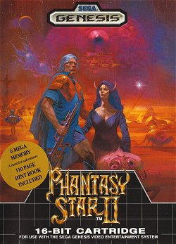 Phantasy Star II Backgrounds on Wallpapers Vista