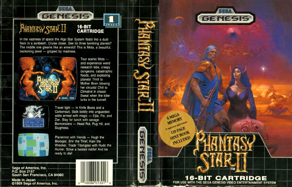 Phantasy Star II Backgrounds, Compatible - PC, Mobile, Gadgets| 937x600 px