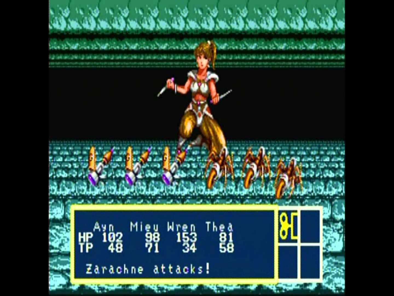 HQ Phantasy Star III: Generations Of Doom Wallpapers | File 135.48Kb