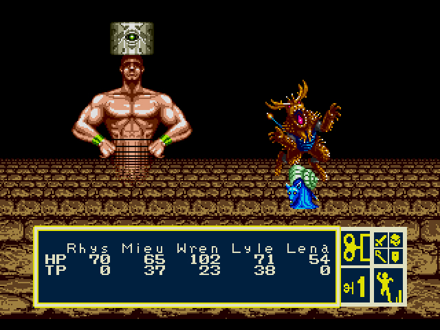 Nice wallpapers Phantasy Star III: Generations Of Doom 640x480px