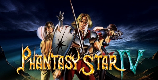 550x280 > Phantasy Star IV: The End Of The Millennium Wallpapers