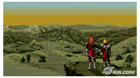 Phantasy Star IV: The End Of The Millennium Backgrounds, Compatible - PC, Mobile, Gadgets| 480x268 px