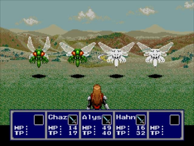 Phantasy Star IV: The End Of The Millennium High Quality Background on Wallpapers Vista